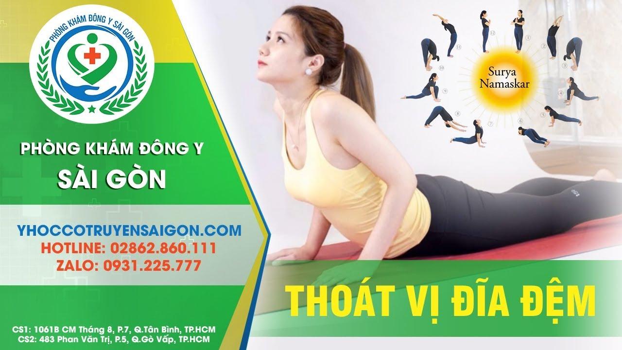 Chữa Thoát Vị Đĩa Đệm Bằng Yoga | Bài Tập Yoga Chữa Thoát Vị Đĩa Đệm Hiệu Quả