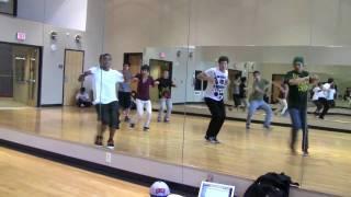 Trey Songz | Say Aah | Choreography @Dareal08