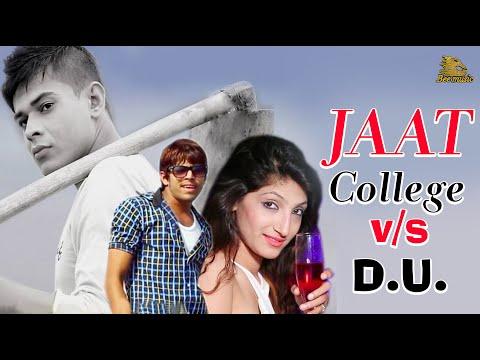Masoom Sharma New Hharyanvi Songs   Jaat College V/s D.U. I Lalit Rathee   Manni