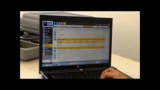 Direct Data Texa TX T demonstration