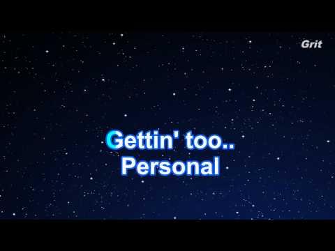 Personal - Jessie J Karaoke【No Guide Melody】