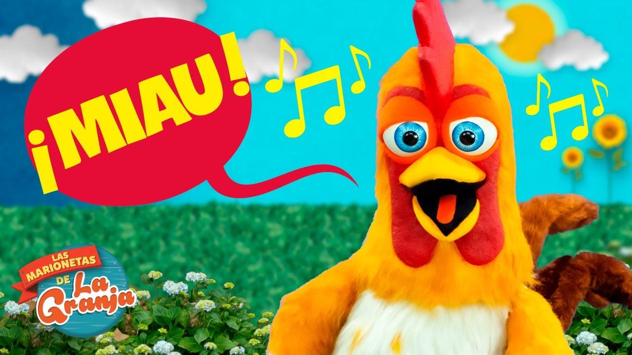 Aprendiendo Los Sonidos de Animales con Bartolito  Las Marionetas de La Granja | La Granja de Zenón