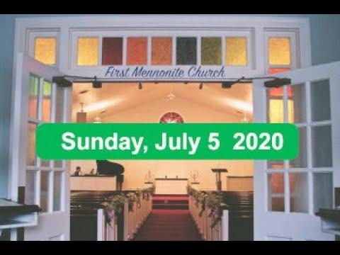 Fmc Sunday Service July 5 2020 Edited Youtube
