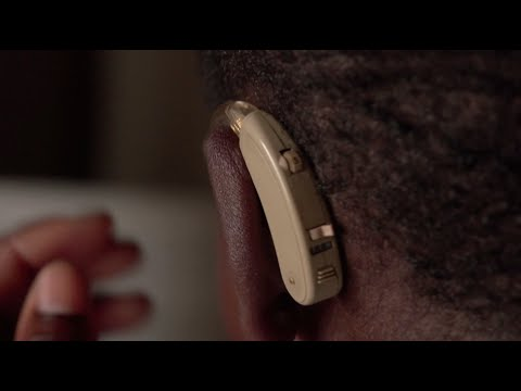 Zimbabwe: Solar Ear – a rechargeable hearing aid​ | UNICEF