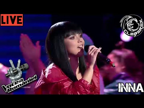 INNA - Nirvana / Ruleta (Vocea Romaniei - semifinala 08/12/17)