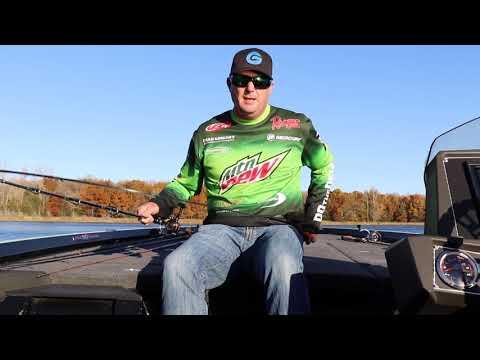 FLW Pro Chad Grigsby Talks Winning Equipment
