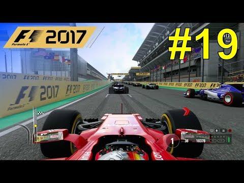 F1 2017 - Let's Make Vettel World Champion Again #19 - 100% Race Brazil