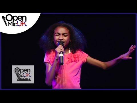 Open Mic UK | Jasmine Elcock | Basildon Regional Final