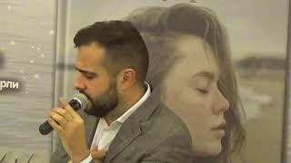 Эльчин Сафарли Презентация книги ''Когда я вернусь, будь дома'' в Республике