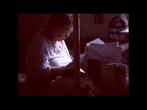 Kim Okji Writing Letters.mov