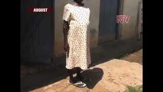 12yr old girl gives birth in Soroti