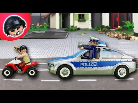 1 TAG lang NEIN SAGEN CHALLENGE - Playmobil Polizei Film - KARLCHEN KNACK #133