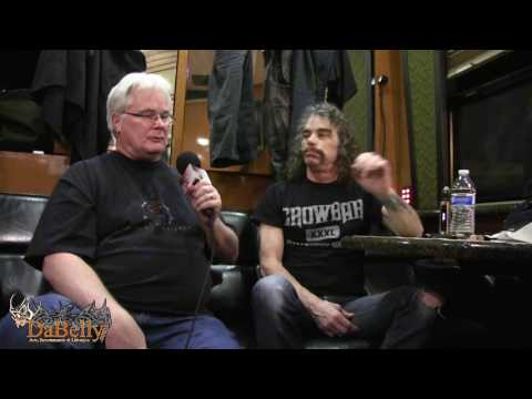 Overkill - Bobby 'Blitz' Ellsworth talks to DaBelly about The Grinding Wheel