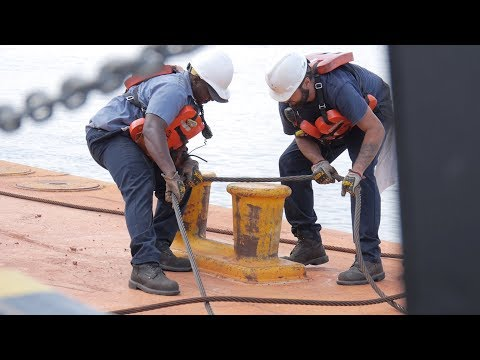 Maritime Training: Inland Vessel & Barge Familiarization