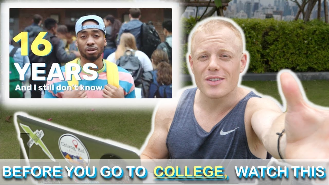 WHAT IS SCHOOL FOR? by Prince EA ?REACTION + Advice (Watch Before You Go to College