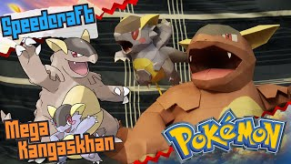 Pokemon Papercraft ~ Mega Kangaskhan ~