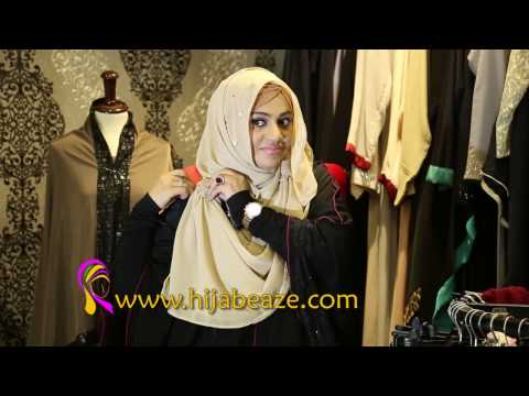 4 Ways to Wear Chunkeaze HIJABEAZE by Urooj