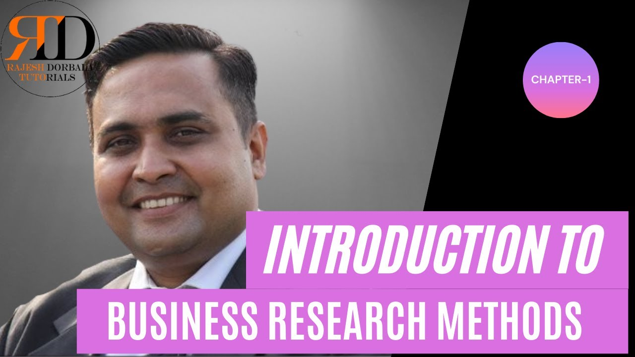 1 introduction to business research Once you've learned the basic rules for research proposal and report writing, you can apply them to any research discipline the same rules apply to writing a proposal, a thesis, a dissertation, or any business research report.