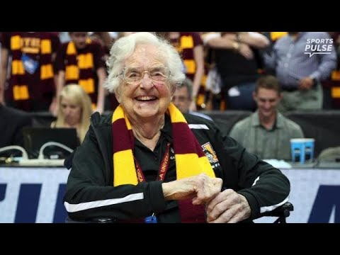 We talked to Loyola-Chicago chaplain (and super fan) Sister Jean
