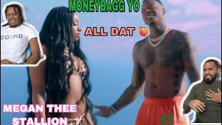 MEGAN 😩😍 | Moneybagg Yo & Megan Thee Stallion - ALL DAT | BEST REACTION
