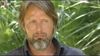 Mads Mikkelsen-  Cannes Film Festival Interview