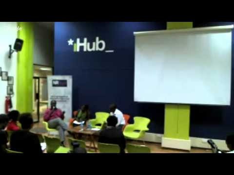 NRBuzz: Media and Tech Innovation in Kenya - Conversation wi