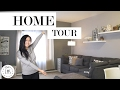 Official Home Tour! Furniture and Decorating Small Living
