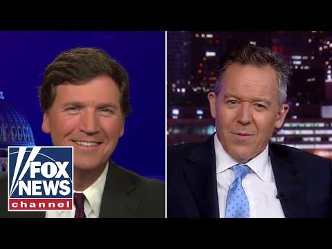Tucker roasts 'dumbest' CNN hosts on 'Gutfeld!'