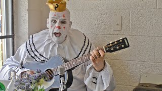 While My Guitar Gently Weeps - Beatles cover (in a coffee shop) - Puddles Pity Party