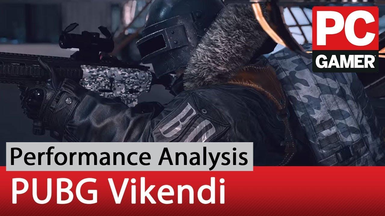 Best PUBG settings: recommended tweaks and GPUs for best FPS | PC Gamer