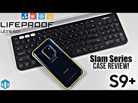 best value 11800 ed29e Samsung Galaxy S9 Plus LifeProof Slam Case Review! - YouTube