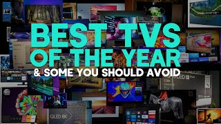 The Best TVs of The Year | OLED, QLED & More | Plus some to avoid! 2020
