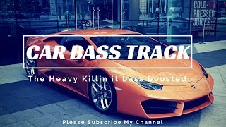 BASS TRACK 2018 5000 Hz HARD SUBWOOFER - CONTROL YOUR HEART BEAT