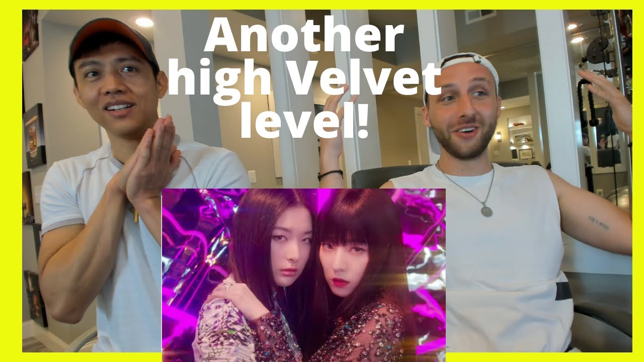 Red Velvet - IRENE & SEULGI 'Monster' MV | REACTION!!!