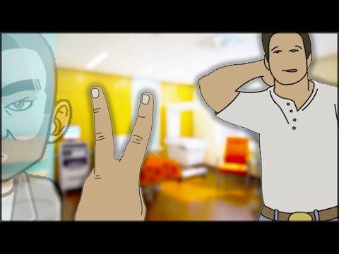 FLIPPING PEOPLE OFF ! | Helping Hand Gameplay/Playthrough/Walkthrough (ENDING)