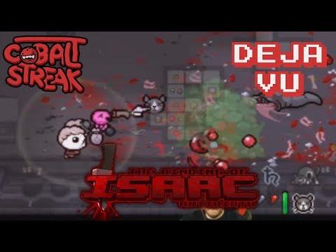 Back To Antibirth! #04 - Deja Vu - Cobalt Streak