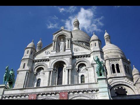 Montmartre and Basilique du Sacré Cœur
