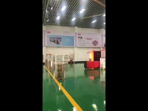 Baisheng Laser - Show Room da BaishengLaser Technology - este é em Guangzhou !