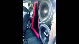 Mr. Bigg - Trial Time 43hz ( Slowed Bass )