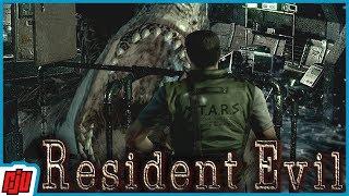 Resident Evil Part 6 | PC Horror Game Walkthrough | HD Remastered Gameplay