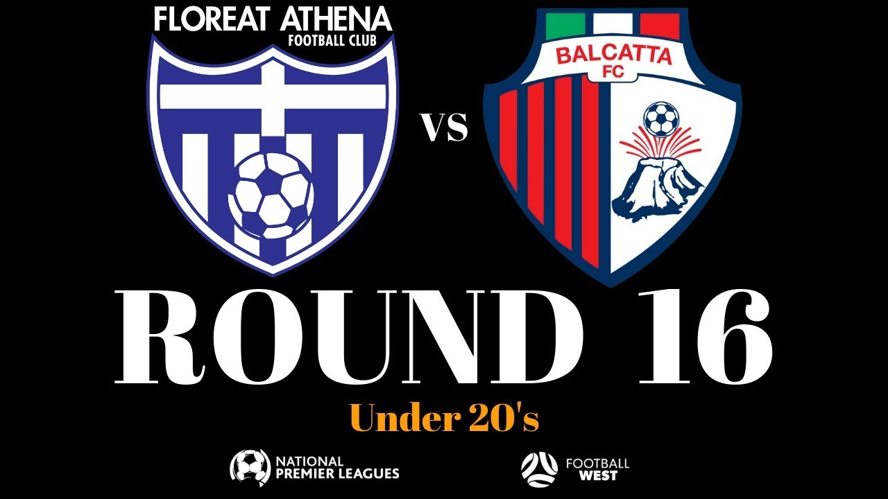 Football West NPL WA U20's Round 16, Floreat Athena vs Balcatta FC #FootballWest #npl