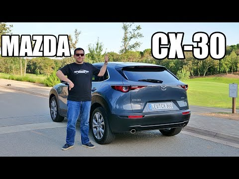 Mazda CX-30 - What Took So Long? (ENG) - Test Drive And Review