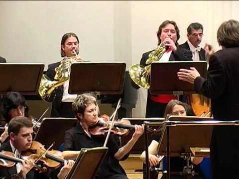 R. Schumann: Konzertstück für 4 Hörner und Orchester Op. 86, Dariusz Mikulski