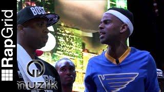 Chilla Jones vs Yung Ill | Doomsday Rap Battle