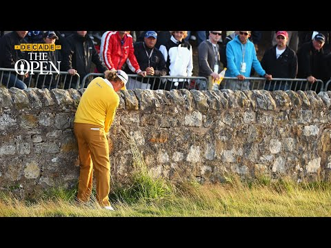 Great Escape Shots | A  Decade Of The Open