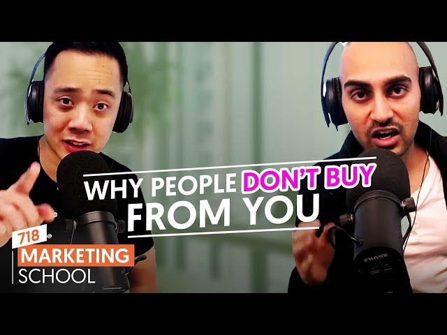 The Number 1 Reason People Don't Buy From Your Site | Ep. #718