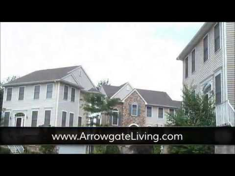 Arrowgate, Randolph, NJ Townhomes - Community  Tour