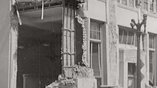 The 1933 long beach earthquake took place on march 10 at 5:54 p.m. pst with a moment magnitude of 6.4 and maximum mercalli intensity viii (severe). ...