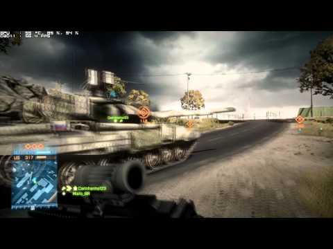 Battlefield 3 Multiplayer - PC Gameplay [ i5 2500 + GTX 460 ]