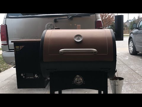 How To Clean Out Your Pit Boss Pellet Smoker/Grill